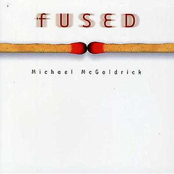 Michael McGoldrick - Fused [CD] USA import