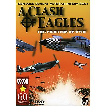 Clash of Eagles [DVD] USA import