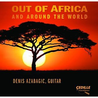 Azabagic/Ourkouzounov/Ivanovic/Rivera/Bogdanovic/T - Out of Africa & Around the World [CD] USA import