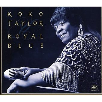 Koko Taylor - import USA Royal Blue [CD]