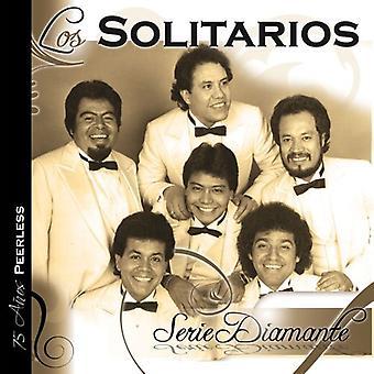 Los Solitarios - Serie Diamante-Los Solitarios [CD] USA import