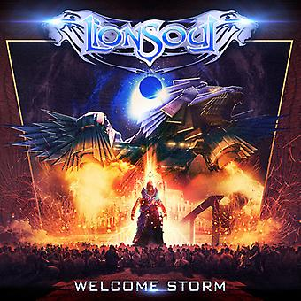 Lionsoul - Welcome Storm [CD] USA import