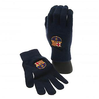 Barcelona Knitted Gloves Adult