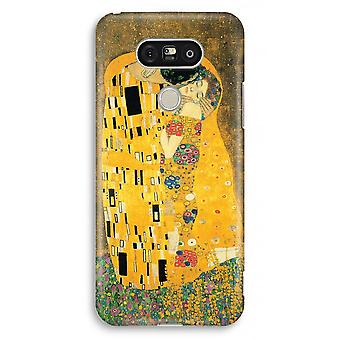 LG G5 volledige Case - Der Kuss afdrukken