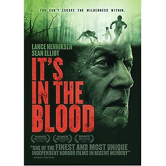 It's in the Blood [DVD] USA import