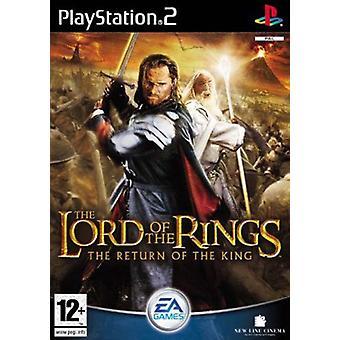 Il Signore degli Anelli Il Ritorno del Re (PS2) - Fabbrica sigillata