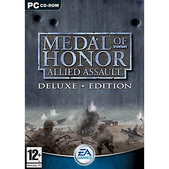 Medal of Honor Allied Assault Deluxe Edition (PC) - Neu