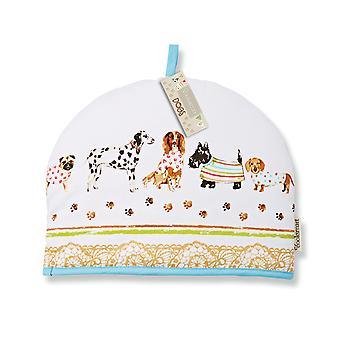 Cooksmart Best In Show Hund Design Tee gemütlich