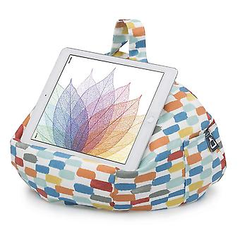 IPad, Tablet & Ereader Bohne Beutel Stand-by-Ibeani - Pinselstrich orange