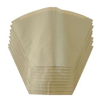 Ryggsäck dammsugare damm papperspåsar