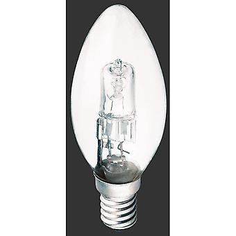 Trio Lighting Candle  Transparent Clear Glass Light Source