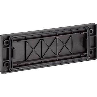 Icotek BPK 24 - RF A Dummy cover Board thickness (max.) 1.5 mm Polyamide Black 1 pc(s)