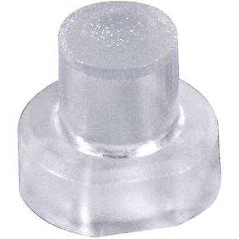 MEC 1S11-19.0 Switch cap Transparent 1 pc(s)