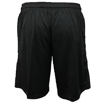 2018-2019 sporting Lisbonne Macron Poly Shorts (Black)