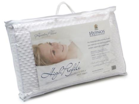 Hypnos High Profile 100% Latex Pillow Breathable for Side and Back Sleepers