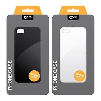 Core - Gel Case - For iPhone 5/5S