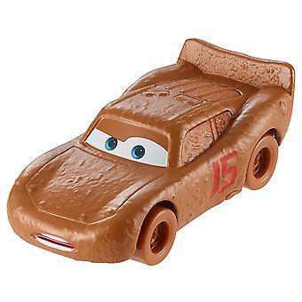 Disney carros 3 Lightning McQueen como Chester Whipplefilter fundido veículo