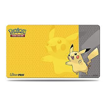 Ultra Pro Pokemon Game Mat Pikachu (61x34cm) card