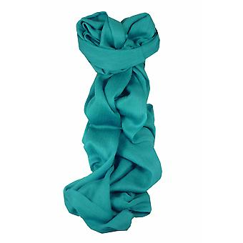 MENS Fine Cashmere Scarf Ocean by Pashmina & Silk