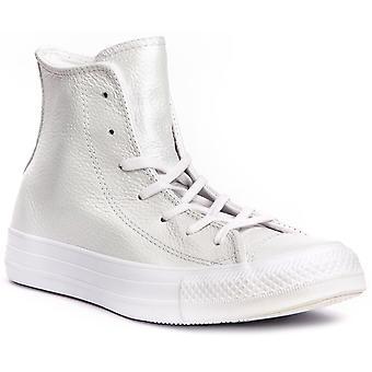 Converse Chuck Taylor All Star Iridescent Leather 557950C universeel het hele jaar dames schoenen