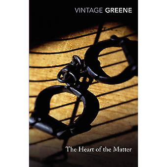 The Heart of the Matter by Graham Greene - James Wood - 9780099478423