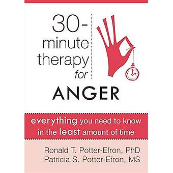 30 Minute Therapy for Anger - Everything You Need to Know in the Least