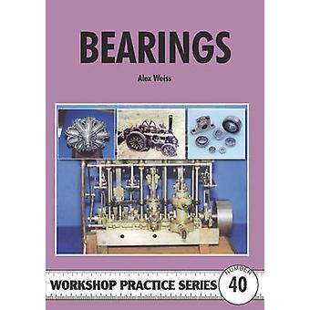 Bearings by Alex Weiss - Alex Weiss - 9781854862501 Book
