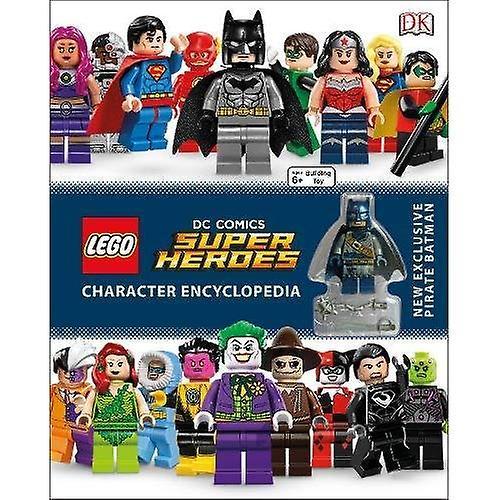 LEGO DC Super Heroes Character Encyclopedia (DK Lego)   Fruugo
