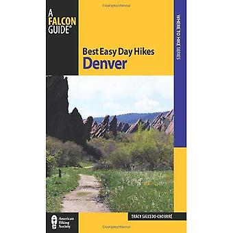 Een gids van de beste makkelijke dag van Falcon wandelingen Denver