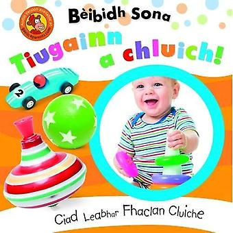 Tiugainn en Chluich!: Ciad Leabhar Fhaclan Cluiche