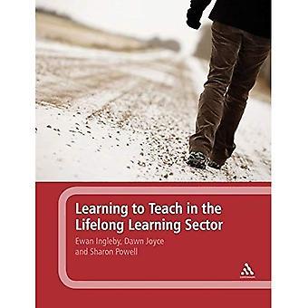 Leren in de Sector van levenslang leren