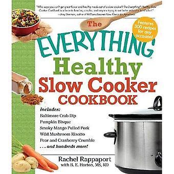 Alles gesunde Slow Cooker Kochbuch