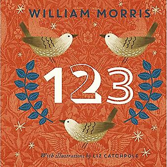 William Morris 123 [cartonné]