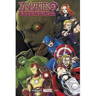 Zombies montieren Vol. 2 Manga