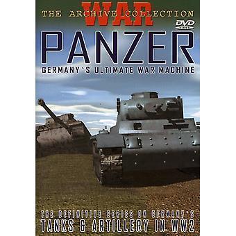 Panzer-Germanys Ultimate War Machine [DVD] USA import