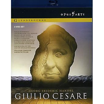G.F. Haendel - importation USA Giulio Cesare [BLU-RAY]