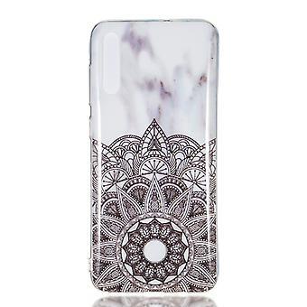 MTK Samsung Galaxy A70 TPU Marmor - Style B