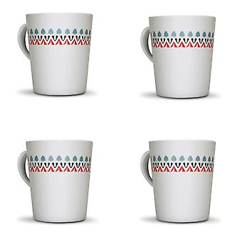 OLPRO Witley Melamine Mug Pack of 4 Outdoor Tableware Dishwasher safe