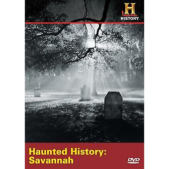 Haunted Savannah [DVD] USA import