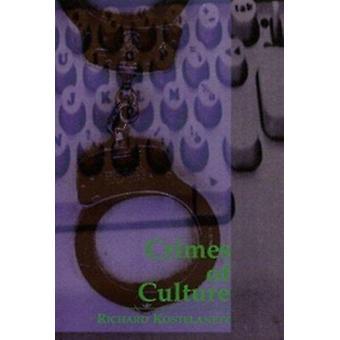 Crimes of Culture Book
