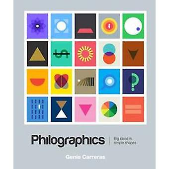 Philographics - Big Ideas in Simple Shapes by Genis Carreras - 9789063