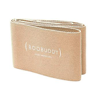Boobuddy breast support band – beige