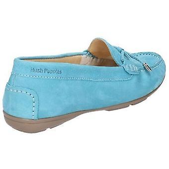 Hush pennut naisten/naisten Maggie toggle nahka kenkä