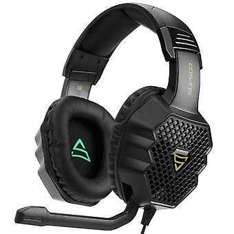 Supsoo G811 stereo Gaming Headset med Wire Control & MIC