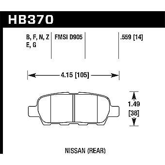 Hawk performance HB370N. 559 HP plus