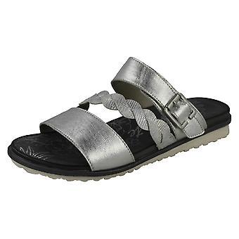 Senhoras remonte sandálias R2757