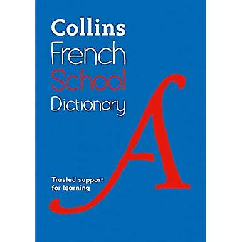 Collins French School ordbog