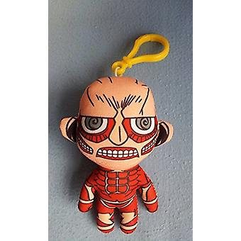 Key Chain - Attack on Titan - Titan Plush Doll Licensed clp-aot-cbtn