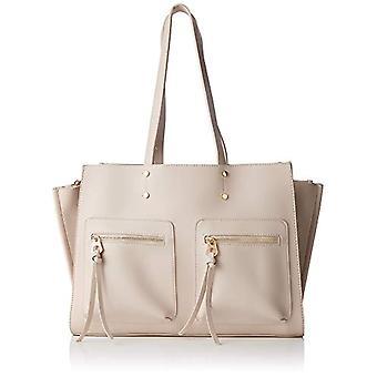 New Look Winnifred - Women's Beige Tote Bags (Oatmeal) 10x30x40 cm (W x H L)