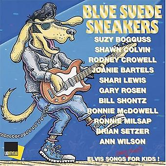 Blue Suede Sneakers - Elvis Songs for Kids! [CD] USA import